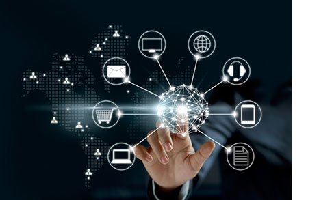 Our objective is connect our clients with their clients and prospects